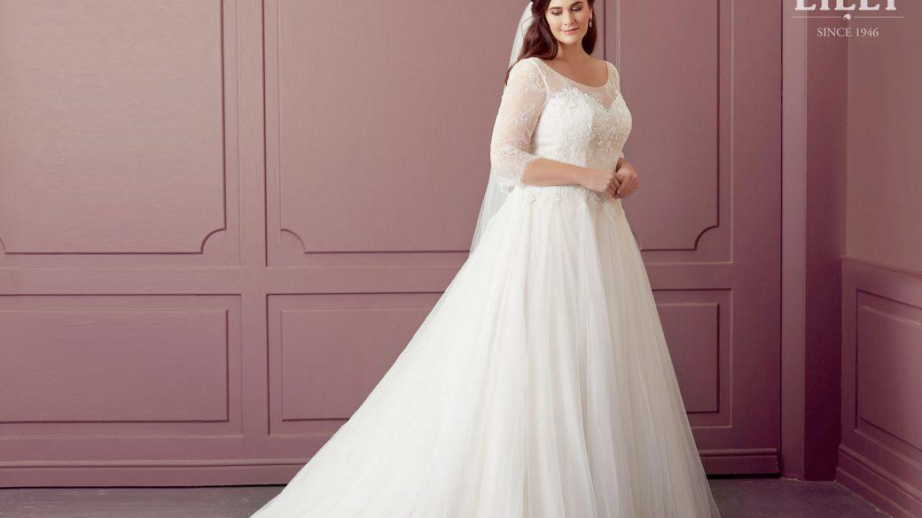 Curvy brides – LILLY