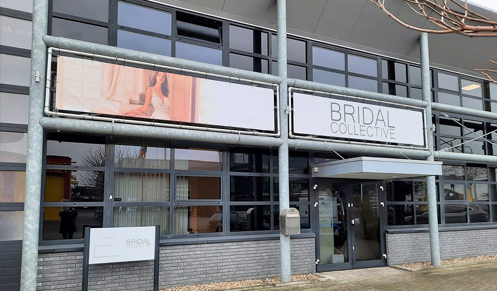 Bridal Collective announces brand new EU warehouse in Hengelo, Netherlands.