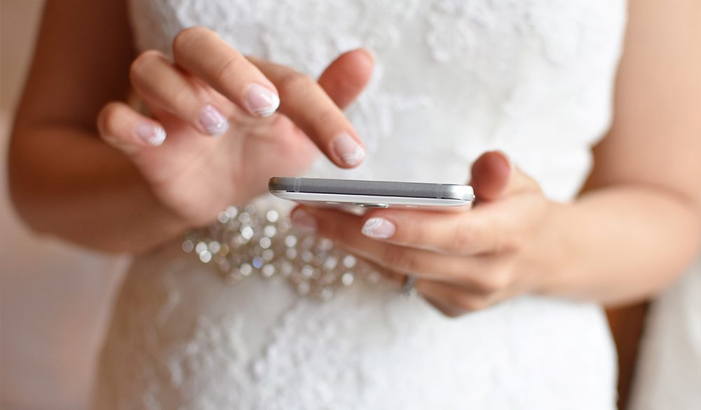 Brides and Discounts, what should you do?